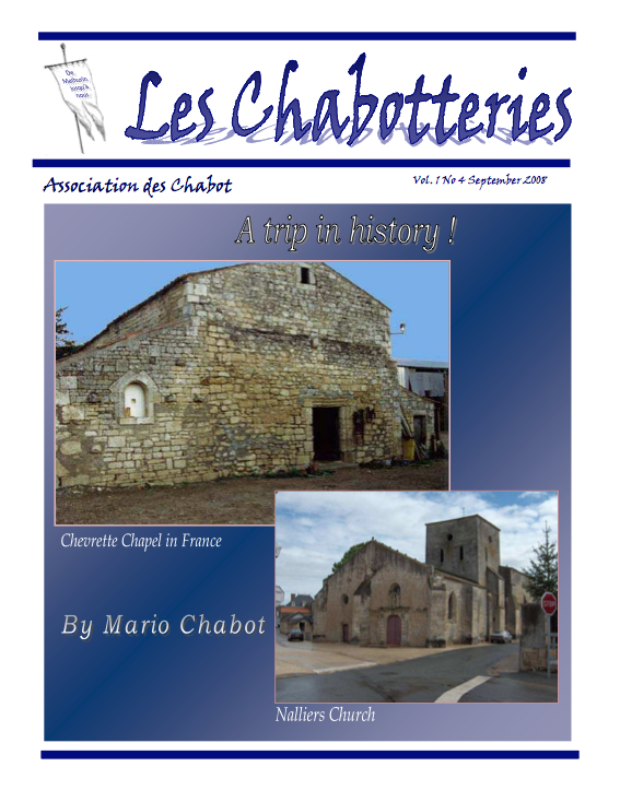 Chabotteries 04 | Association des Chabot
