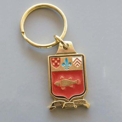 porte-clefs - Association des Chabot