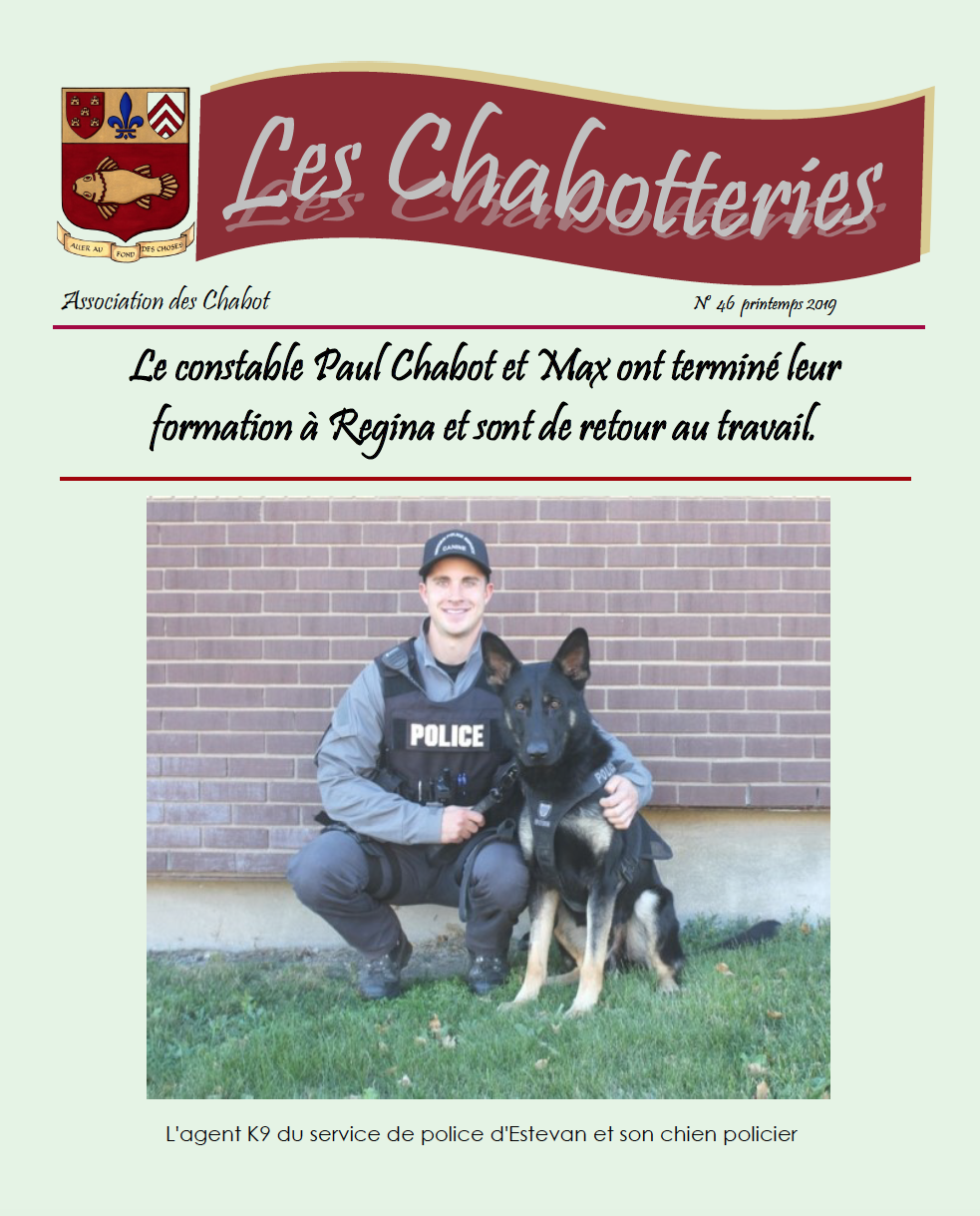 Chabotteries 45 | Association des Chabot