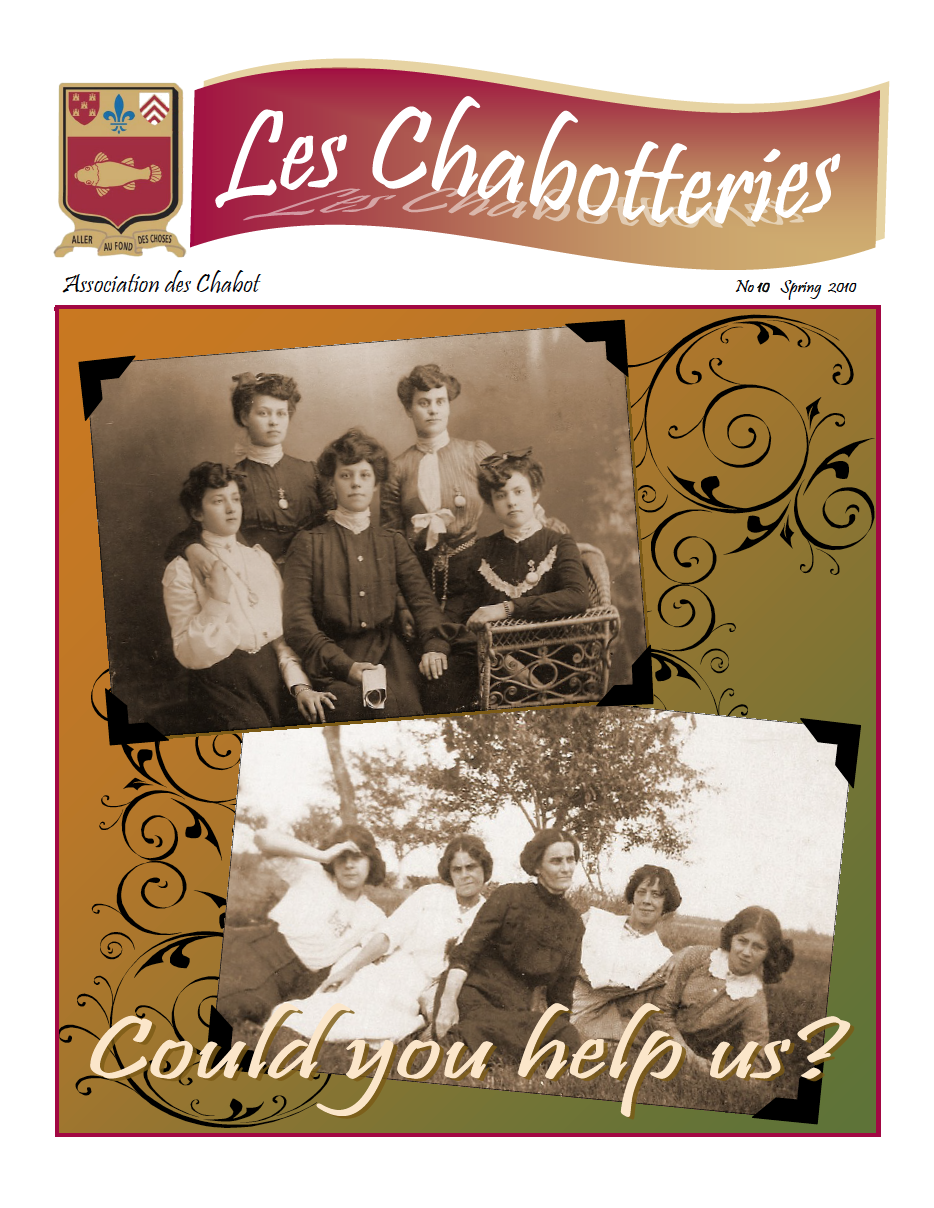 The Chabotteries - Issue 10 - English
