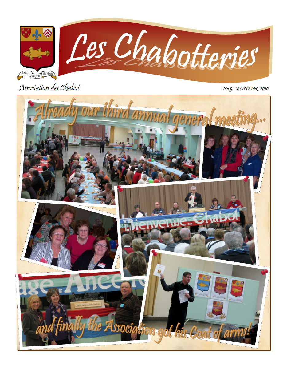 The Chabotteries - Issue 9 - English