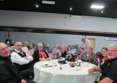 Assemblée annuelle des Chabot 2019 | St-Lazare de Bellechasse