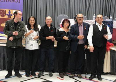Conseil d'administration de l'Association | Assemblée annuelle des Chabot 2019
