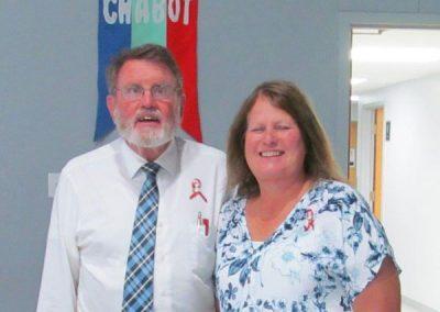 Douglas John Wendel et Sylvia Keding | Assemblée annuelle des Chabot 2019