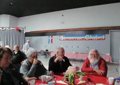 Léon Chabot  | Assemblée annuelle des Chabot 2019