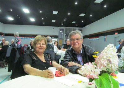 Lorraine Chabot et Jean-Paul Hill | Assemblée annuelle des Chabot 2019