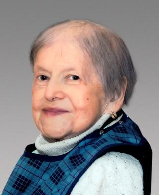 Madame Jeannette Bélanger