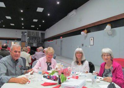 Marc, Louise et Doris Chabot | Assemblée annuelle des Chabot 2019