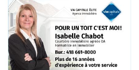 Isabelle Chabot - Via Capitale Élite