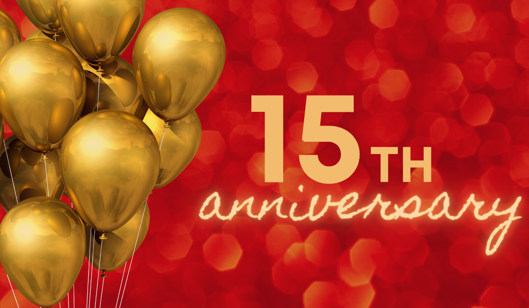 Celebrating the 15th anniversary of the Association